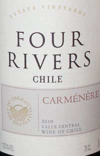 Four Rivers Carmenere