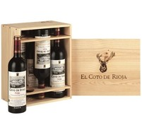 Zestaw Coto de Imaz Reserva 6 but. BOX - 17%