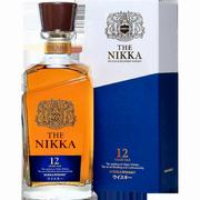 THE NIKKA 12 YEARS 43% 0,7L