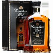 CANADIAN CLUB 12Y 40% 1L