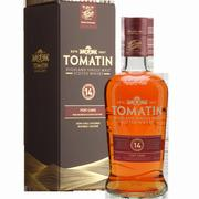 TOMATIN 14Y PORT CASK FINISH 46% 0,7L