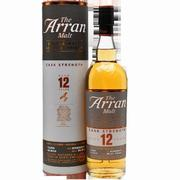 ARRAN 12Y CASK STRENGTH 52,4% 0,7L