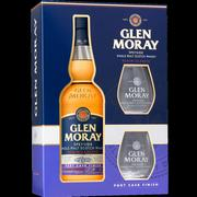 GLEN MORAY PORT 40% 0,7L GLASS PACK