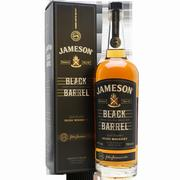 JAMESON BLACK BARREL 40% 0,7L