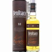 BENRIACH 10Y 43% 0,7L GB