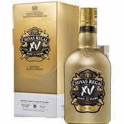 CHIVAS REGAL 15Y XV GOLD BOTTLE 40% 0,7L GB